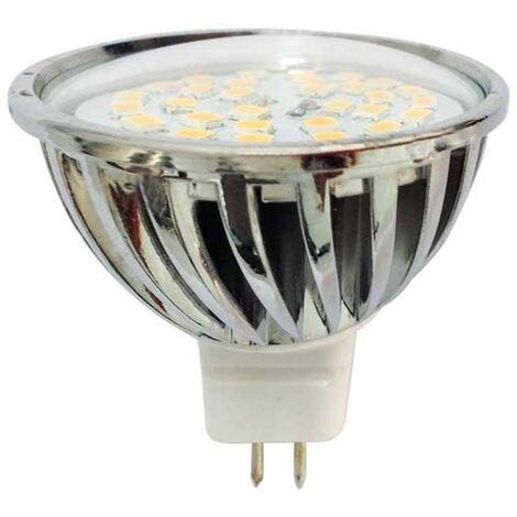 Bombilla LED MR16 (7W) | 4200ºK (blanco neutro)