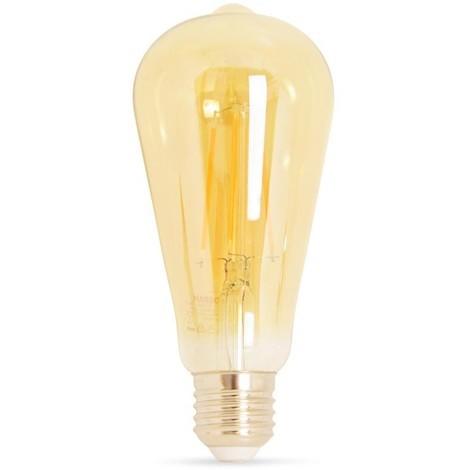 Bombilla LED OSRAM Vintage 1906 Edison ST64 E27 7W regulable