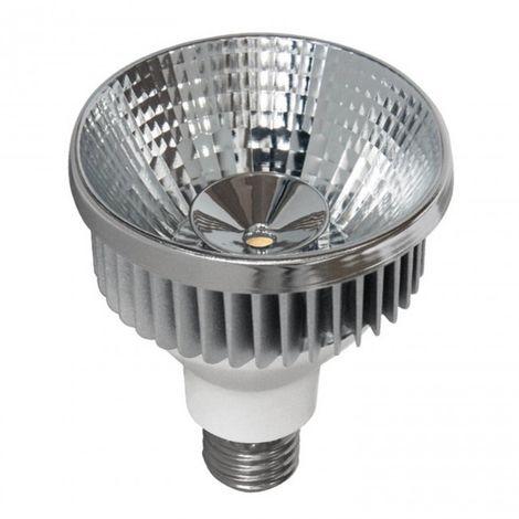 LuzConLed - Bombilla LED PAR30 24º 14W 3000K - ENVÍO DESDE ESPAÑA