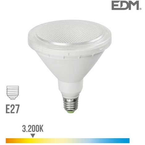 Bombilla Led Par38 15W IP64 (Exterior) EDM -Disponible en varias versiones