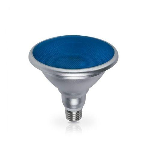 Bombilla LED PAR38 18W E27 700lm Azul IP65 GSC 2003588