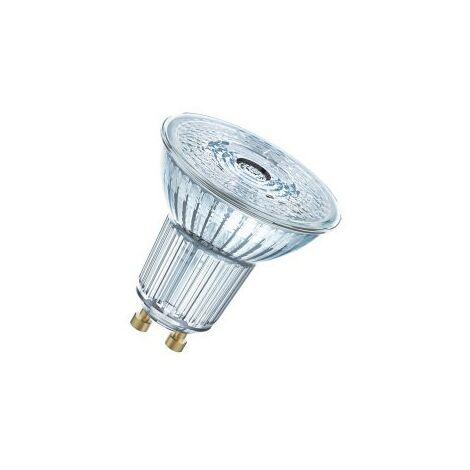 Bombilla led Parathom 6,9W 830 GU10 cristal 36º Osram