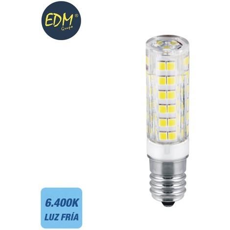 Bombilla Led Pebetero E14 4.5W 400 Lumens 6.400K Luz Fria - NEOFERR