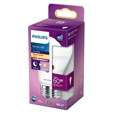 Bombilla LED Philips E27 A60 7.5W 806Lm 2700K [PH-929001383631] (PH-929001383631)