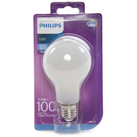 Bombilla LED Philips E27 A67 11,5W 1521Lm Blanco Frío   Blanco Frío (PH-8718699648701-CW)
