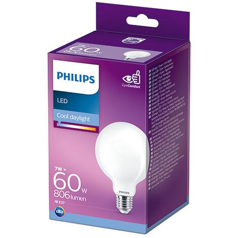 Bombilla LED Philips E27 G93 7W 806Lm 6500K [PH-929002371001] (PH-929002371001)