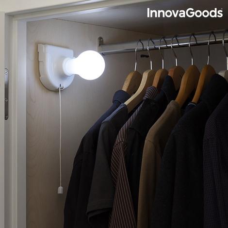 Bombilla LED Portátil InnovaGoods