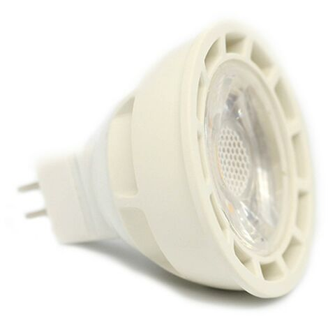 Bombilla LED profesional MR16 5W COB EPISTAR de última generación