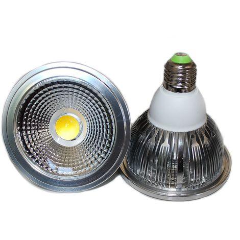 Bombilla LED profesional PAR30 E27 de 15W
