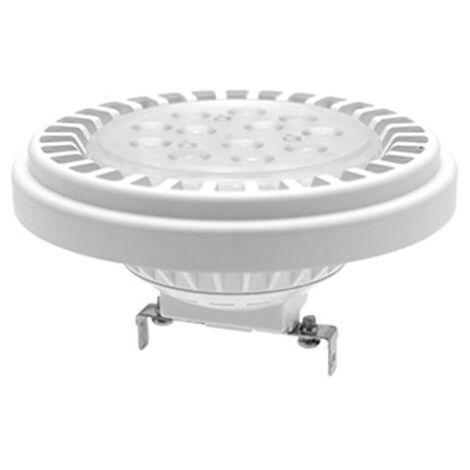 Bombilla LED QR111Icon Basic 12W 12V luz cálida 830 Prilux