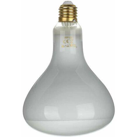 Bombilla LED R125 E27 8W 110° V-TAC Regulable Temperatura de color - 2700K Blanco cálido