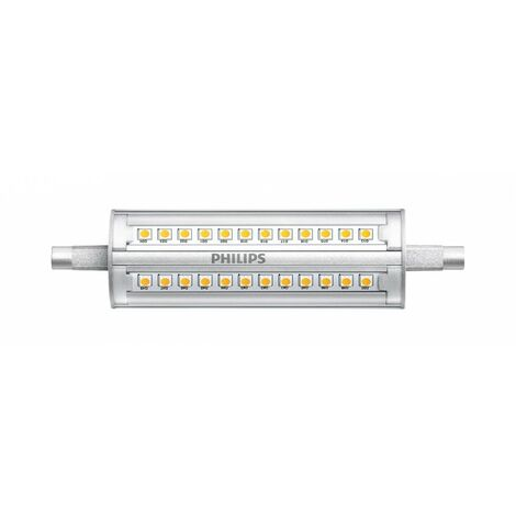 Bombilla LED R7S Regulable CorePro 118mm 14W Blanco Neutro 4000K