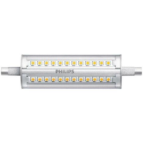 Bombilla LED R7S regulable 14W 1800lm - CorePro LEDlineal R7S Philips | Blanco neutro 4000K