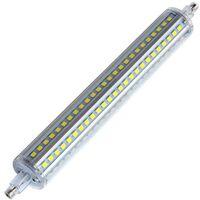 Bombilla LED R7S, 15W, 144xSMD2835, 360º, 198mm
