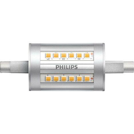 Bombilla LED R7S 7.5W 950lm 78mm - CorePro LEDlineal R7S Philips