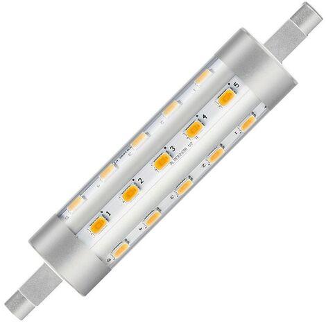 Bombilla LED R7S CorePro 118mm 6.5W Blanco Cálido 3000K