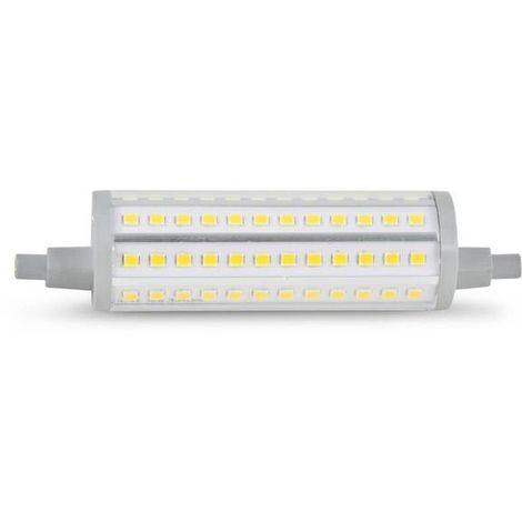 Bombilla LED R7S Lineal 118mm 15W 230V 1600lm