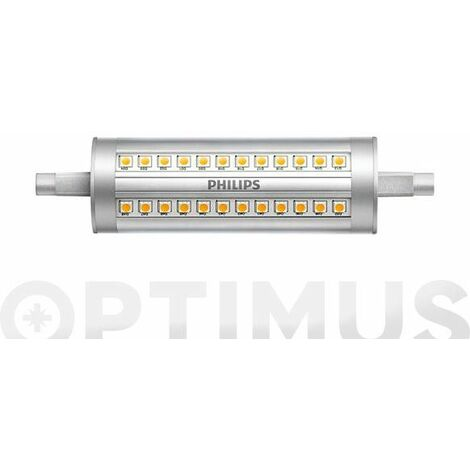 Bombilla LED R7S Regulable CorePro 118mm 14W