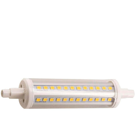 Bombilla LED R7S slim, regulable, 118 mm, 4.000K (neutra), 360º, A+