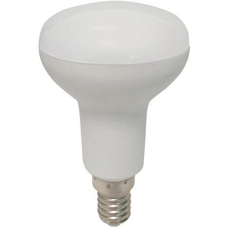 Bombilla LED Reflectora E14 5W Equi.40W 470lm 25000H