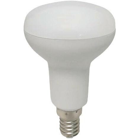 Bombilla LED Reflectora E14 5W Equi.40W 470lm 3000K 25000H 7hDayron