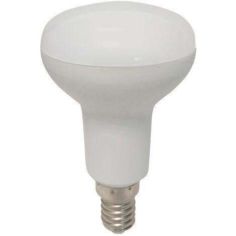 Bombilla LED Reflectora E27 9W Equi.60W 806lm 25000H 7hSevenOn LED