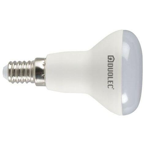 Bombilla LED Reflectora R50 6W 6400K Luz Fría