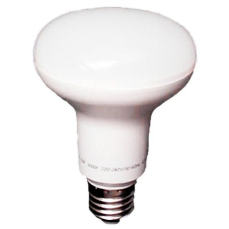 Bombilla LED reflectora R80 E27 luz cálida (10W)