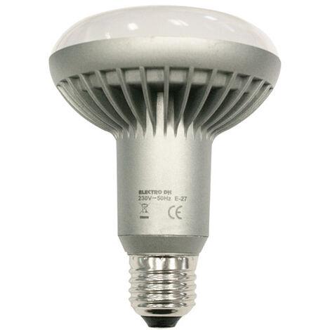 Bombilla LED reflectora R90, E-27, 230 VAC 81.135/R90/Cálida Electro Dh 8430552143436