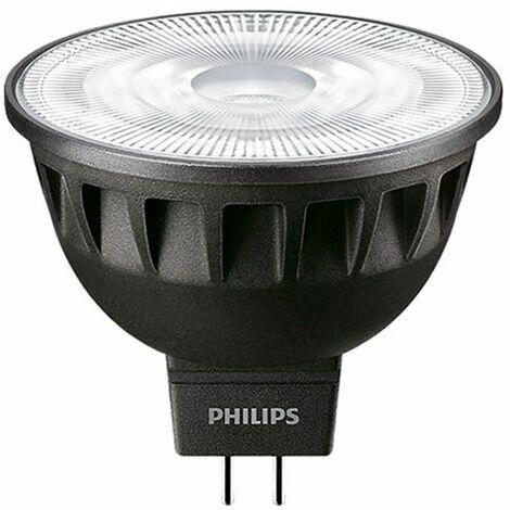 Bombilla LED regulable 12V GU5.3 6,5W 2700K 60º Philips ExpertColor