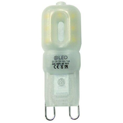 Bombilla LED Regulable G9 (2.5W)