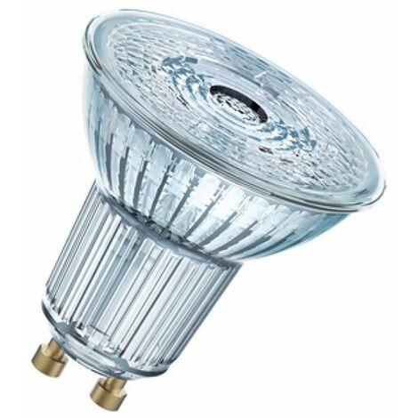 Bombilla led Regulable GU10 5,9W luz cálida 927 36º Parathom Osram