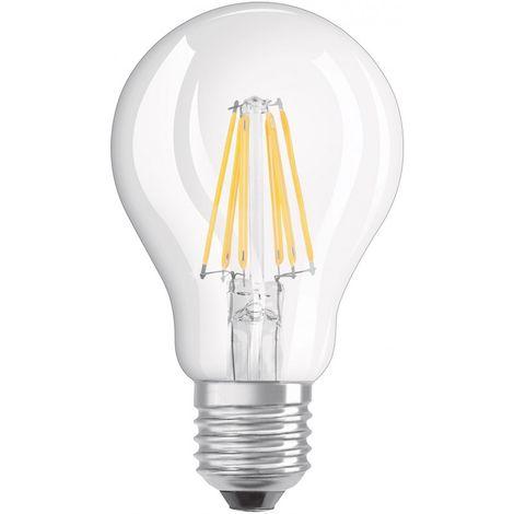 Bombilla LED RETROFIT A60 6W E27 claro