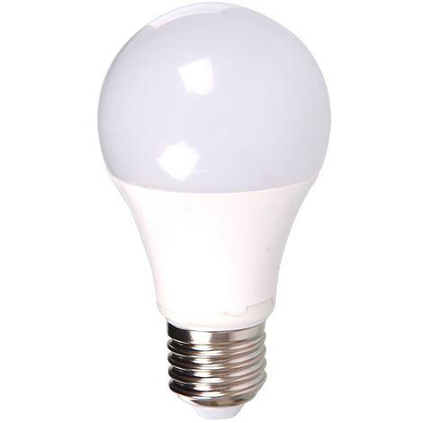 Bombilla LED RETROFIT VTAC E27 12W | Blanco cálido 3000K