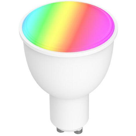 Bombilla LED RGB 4,5W GU10 WiFi