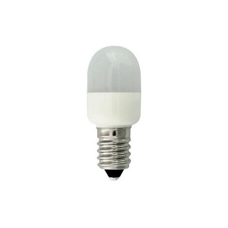 BOMBILLA LED ROSCA E14 3 LEDS AMBAR