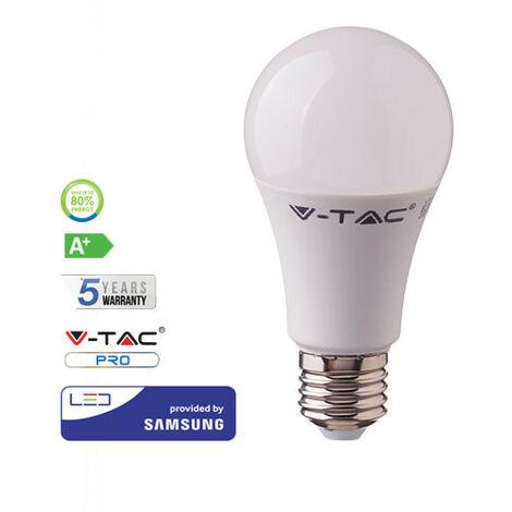 Bombilla LED Samsung A58 E27 9W 200° V-TAC PRO