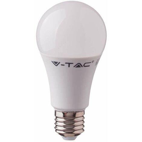 Bombilla LED Samsung A58 E27 9W 200°V-TAC PRO Temperatura de color - 3000K Blanco cálido