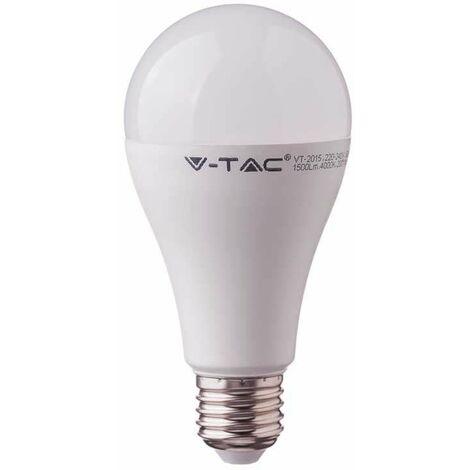 Bombilla LED Samsung A65 E27 12W 200° V-TAC PRO