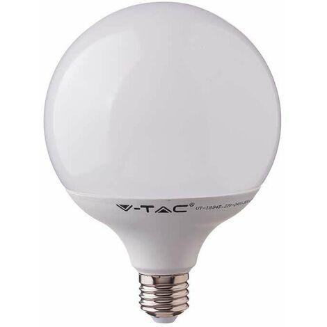 Bombilla LED Samsung Globo G120 E27 17W 200° V-TAC PRO