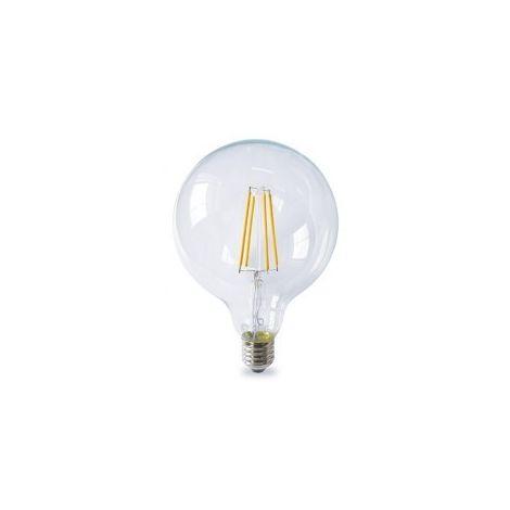 Bombilla LED Serie Oro globo G125 4W E27 1800K