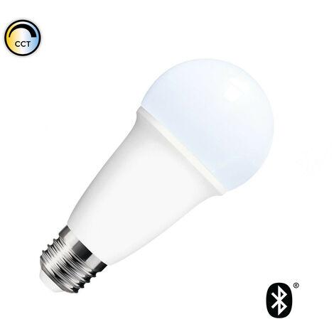 Bombilla LED Smart Bluetooth E27 CCT Seleccionable 10W Seleccionable (Cálido-Neutro-Frío)