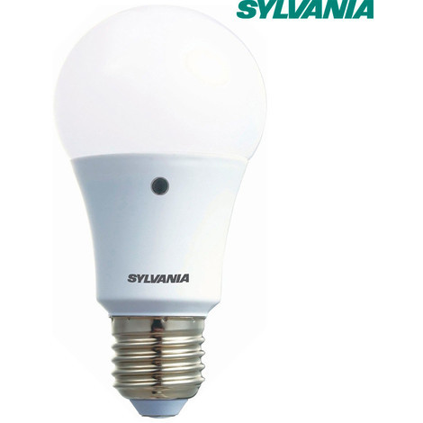 Bombilla Led Standard A60 Con Sensor Crepuscular Toledo Light-Sense 806Lm 2700K E27 Sl Sylvania - NEOFERR