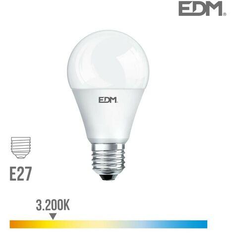 BOMBILLA LED STANDARD E27 17W 3.200K EDM