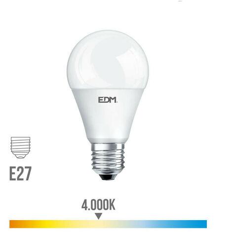 BOMBILLA LED STANDARD E27 17W 4.000K EDM - NEOFERR