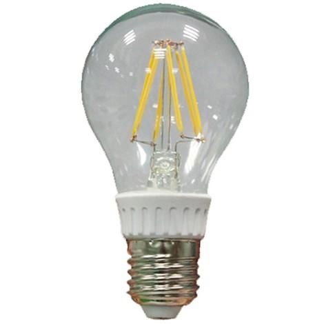 Bombilla LED Standard E27 Luz cálida (6W)