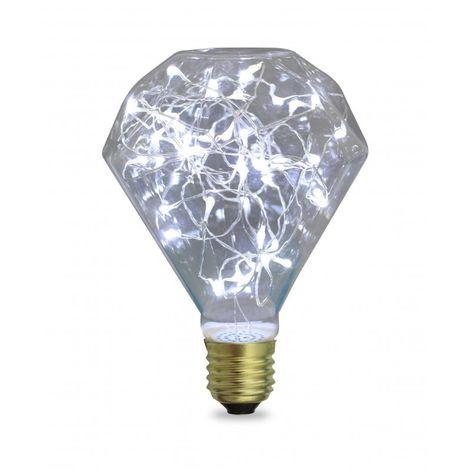 Bombilla LED Starlight Diamond 2W E27 6000K