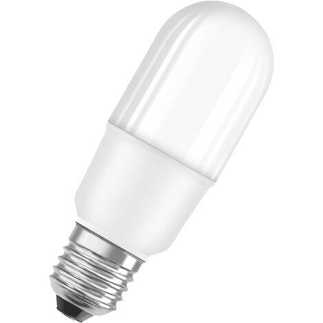 Bombilla LED tubular E27 8W 2700K Luz Calida OSRAM