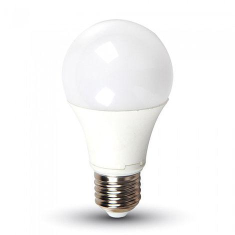 Bombilla LED V-tac Real Color Series A65 E27 12W CRI-95 Temperatura de color - 4000K Blanco natural