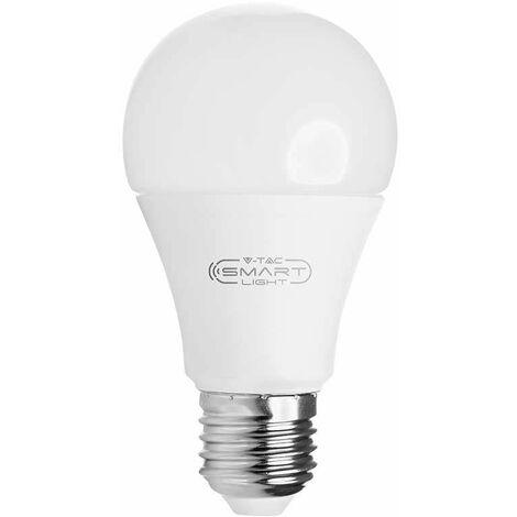 Bombilla LED V-TAC Smart Light A60 E27 9W 200°